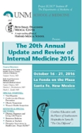 20th Annual Update and Review of Internal Medicine 2016