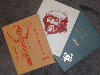 Early School of Medicine yearbooks